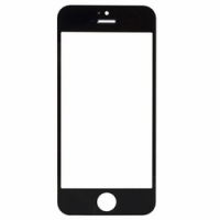 iPhone 5 touch glass lens