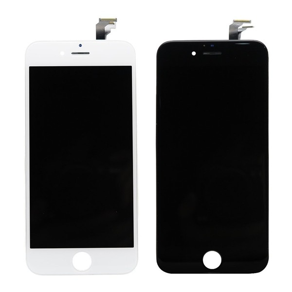 For iPhone 6 LCD Display and Touch Screen Digitizer Assembly with Frame Replacement - Updated ESR -- TianMa -- Basic