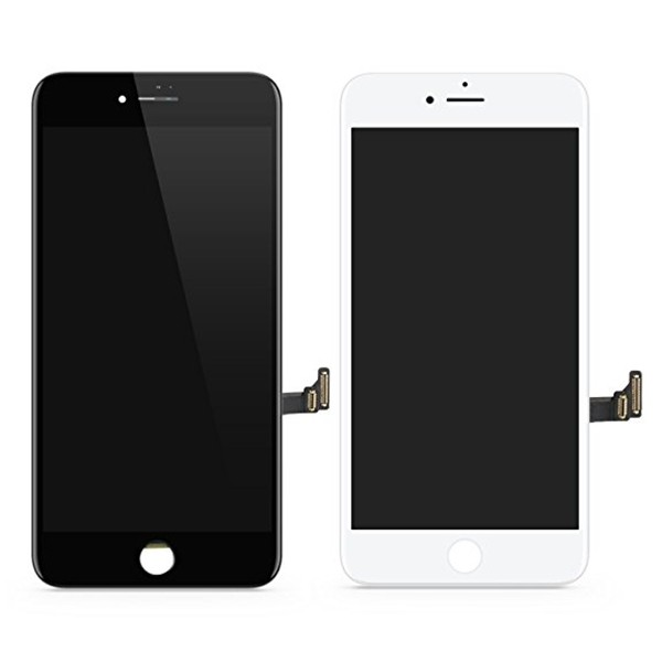 For iPhone 7 Plus LCD Display and Touch Screen Digitizer Assembly with Frame Replacement - Sharp - Incell