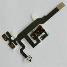 iPhone 4S Audio Headphone Jack Flex Cable Original Black