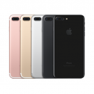 iPhone 7 Plus Back Cover Housing With Line Silver/Gold/Rose Gold/Black/Gloss Bright Black
