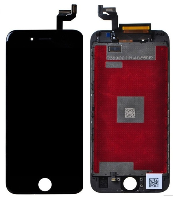 For iPhone 6S LCD Display and Touch Screen Digitizer Assembly with Frame Replacement - TianMa - Standard Aftermarket (G+G)