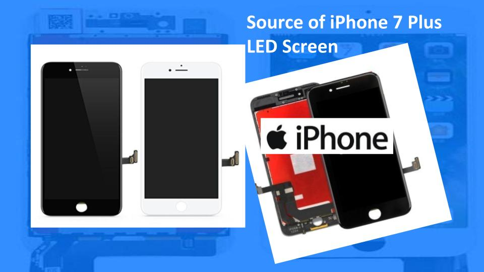 The best source of iPhone 7 plus LCD screen wholesale